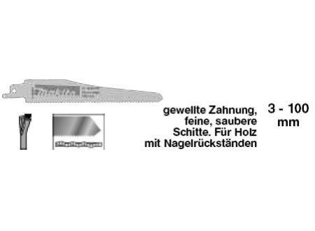 Makita Reciproblatt Bi 150/10Z