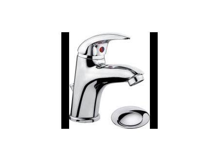Conmetall-Meister Waschtisch Einhebelmischer MAJA mit Luftsprudler chrom