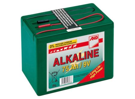 Kerbl AKO Batterie 75Ah Alkaline klein bei handwerker-versand.de günstig kaufen