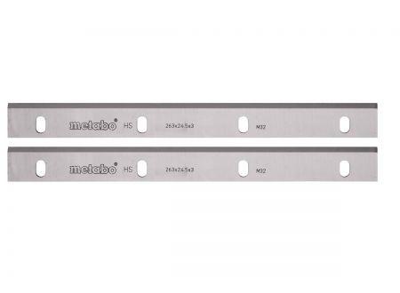 Metabo Hobelmesser HSS 320x25x3