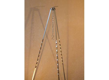 Ständer Dreibein verzinkt