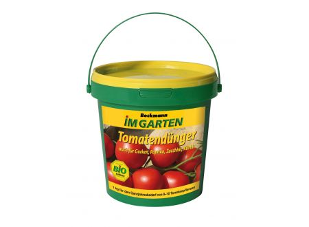 Beckmann + Brehm Tomatendünger Beckmann & Brehm 1kg bei handwerker-versand.de günstig kaufen