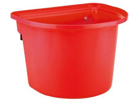 Kerbl Transportkrippe rot mit Einhängebügel bei handwerker-versand.de günstig kaufen