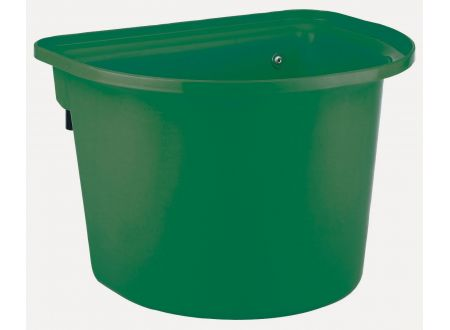 Kerbl Transportkrippe grün mit Einhängebügel bei handwerker-versand.de günstig kaufen