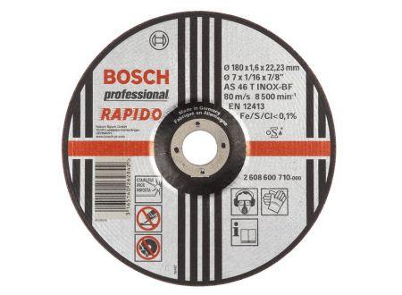 Bosch Trennscheibe Rapido 1,9x230mm INOX g 25 Stück bei handwerker-versand.de günstig kaufen