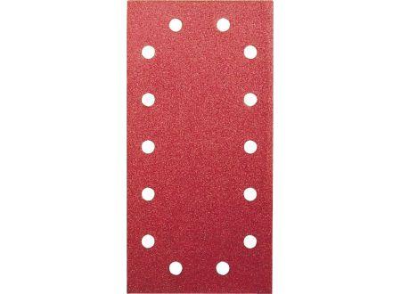 Bosch Bosch 50St. Schleifblatt 115×230 Klett Red Wood K180