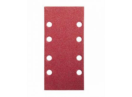 Bosch Bosch 50St. Schleifblatt 93×185 Klett Red Wood top K60