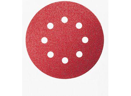 Bosch 25 St. Schleifblätter 125mm Red Wood K180 bei handwerker-versand.de günstig kaufen