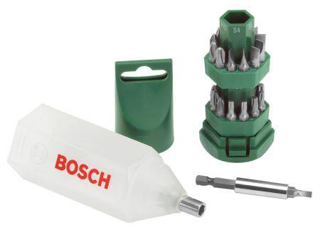 Bosch 25-teiliges Big-Bit Schrauberbit-Set