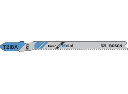Bosch 100 Stichsägeblätter T 218 A