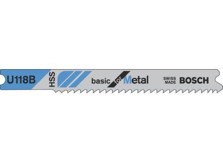Bosch 3 Stichsägeblätter U 118 B bei handwerker-versand.de günstig kaufen