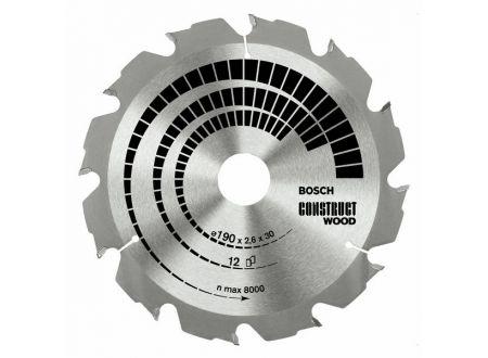 Bosch Kreissägeblatt 150x20/16 12FWF construct SB2,4 bei handwerker-versand.de günstig kaufen