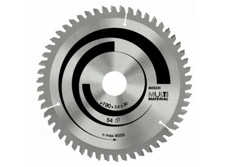 Bosch Kreissägeblatt 184x16 48TR/F multi SB 2,4 bei handwerker-versand.de günstig kaufen