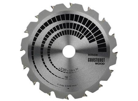 Bosch Kreissägeblatt 230x30 16FWF construct SB2,8 bei handwerker-versand.de günstig kaufen