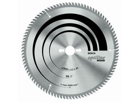 Bosch Kreissägeblatt 250x30 60KW table SB3,2 Optilin bei handwerker-versand.de günstig kaufen