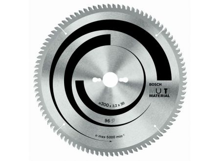 Bosch Kreissägeblatt 300x30 96TR-F K&G SB3,2 5Grad bei handwerker-versand.de günstig kaufen