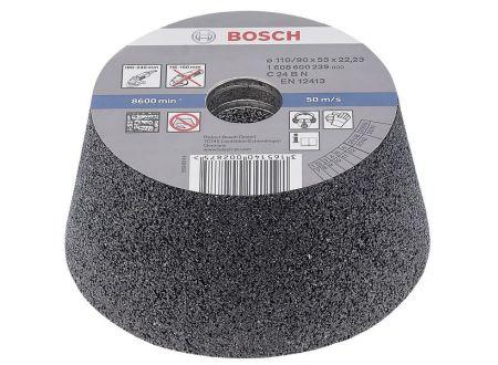 Bosch Schleiftopf 110mm K24 für Stein bei handwerker-versand.de günstig kaufen