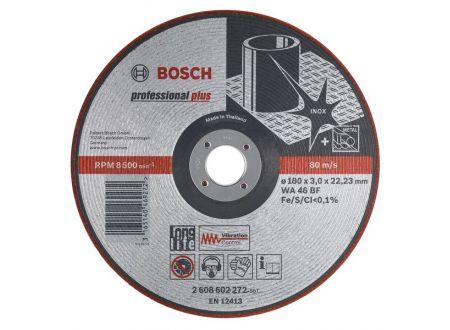 Bosch Schruppscheibe 115x3 mm für Metall SemiFl bei handwerker-versand.de günstig kaufen