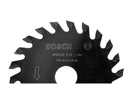 Bosch HM-Scheibenfräser 105x2,8x20mm22Z