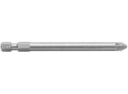 Bosch 3 St. PZ Kreuzschrauber Klinge Gr.2 XH 89MM bei handwerker-versand.de günstig kaufen