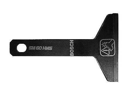 Bosch PSE Messer, Hartm. 20mm, gekröpft