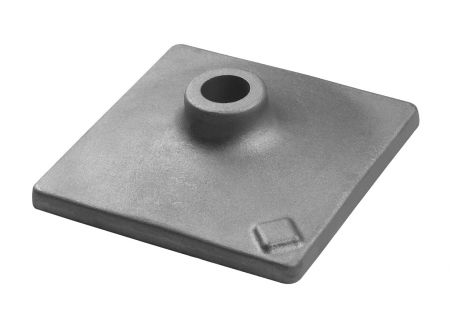 Bosch Stampferplatte 120x130 mm bei handwerker-versand.de günstig kaufen
