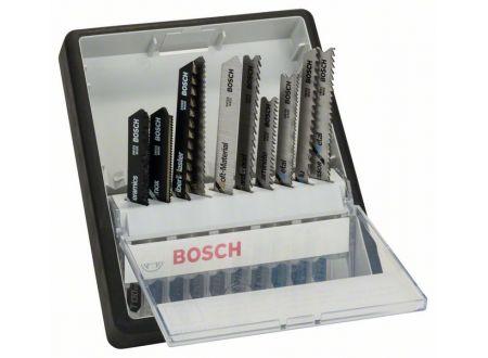 Bosch Robust Line 10TLG. SPEZIAL Stichsägeblatt Set, T-SC bei handwerker-versand.de günstig kaufen
