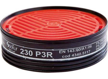 E/D/E Logistik-Center Partikelfilter 230 P3R für Polimask 230 a 2 Stück bei handwerker-versand.de günstig kaufen