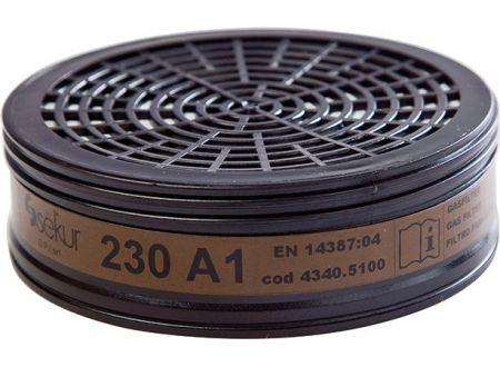 E/D/E Logistik-Center Gasfilter 230 A1 für Polimask 230 a 2 Stück bei handwerker-versand.de günstig kaufen