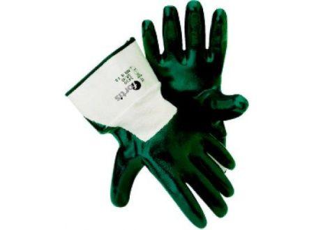 Fortis Handschuh Mechanic blue, Nitril, Stulpe, Gr.10, bei handwerker-versand.de günstig kaufen