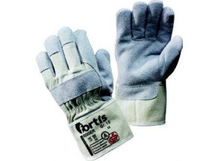 Fortis Handschuh Rigger, Rindspaltleder, Gr.10, bei handwerker-versand.de günstig kaufen