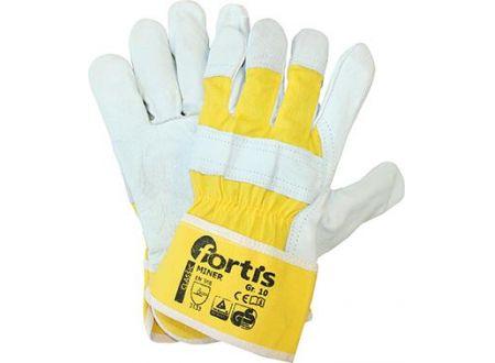Fortis Handschuh Miner, Rindleder, Gr.10, bei handwerker-versand.de günstig kaufen