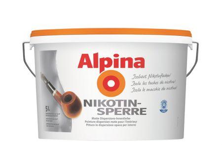 Alpina Farben Alpina Nikotinsperre