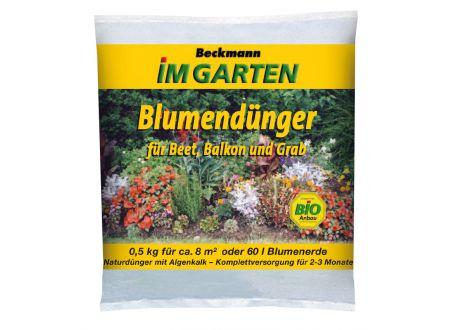 Beckmann + Brehm Blumendünger Beckmann & Brehm 500g bei handwerker-versand.de günstig kaufen