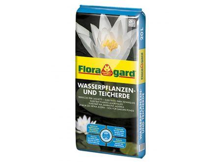 FLORAGARD Wasserpflanzen- und Teicherde 20L bei handwerker-versand.de günstig kaufen