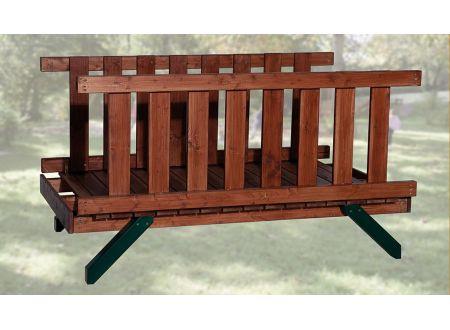 Tabaluga Verbindungsbrücke für Spieltürme Typ 816 bei handwerker-versand.de günstig kaufen