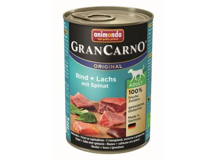 Animonda Dog Gran Carno Original Adult Rind und...