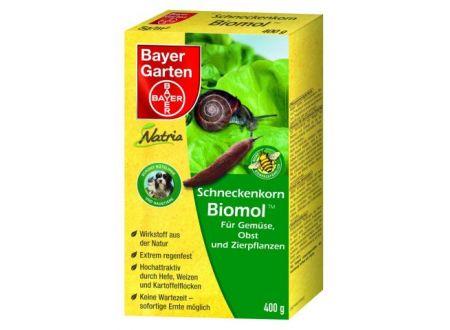 Schneckenkorn Biomol 400 g