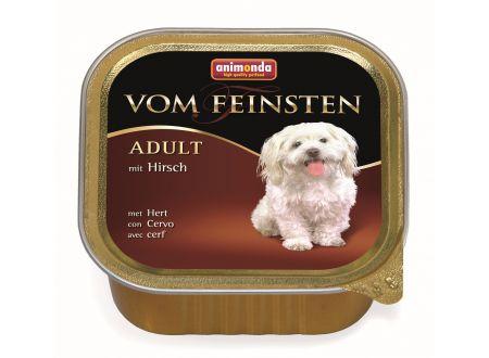 Animonda Dog vom Feinsten Adult mit Hirsch 150 ...