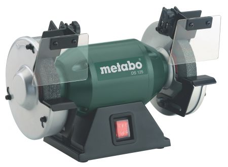 Metabo Doppelschleifmaschine 200W DS 125 bei handwerker-versand.de günstig kaufen