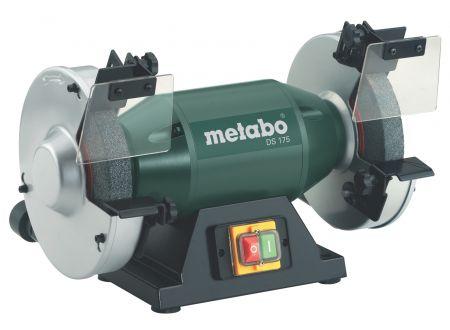 Metabo Doppelschleifmaschine 500W DS 175 bei handwerker-versand.de günstig kaufen