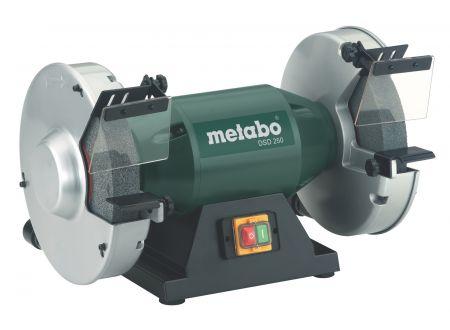 Metabo Doppelschleifmaschine 900W DSD 250 bei handwerker-versand.de günstig kaufen