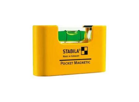 Magnet-Wasserwaage STABILA Pocket