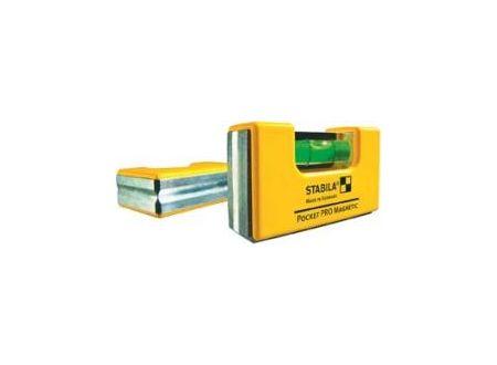 Stabila Magnet-Wasserwaage Pocket PRO bei handwerker-versand.de günstig kaufen