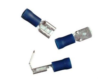 Flachstecksortiment blau 15-teilig bei handwerker-versand.de günstig kaufen