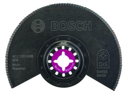 Bosch Segmentwellenschliffmesser ACZ 100 SWB, BIM, 100 mm, 1er-P bei handwerker-versand.de günstig kaufen