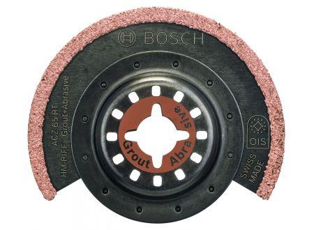Bosch Segmentsägeblatt-Schmalschnitt ACZ 65 RT, HM-RIFF, 65 mm, bei handwerker-versand.de günstig kaufen