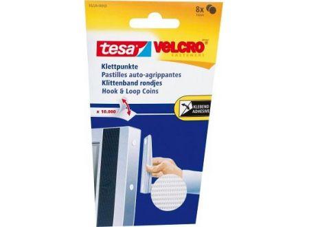 Tesa Klettpunkte zum Aufkleben schwarz D 16mm bei handwerker-versand.de günstig kaufen