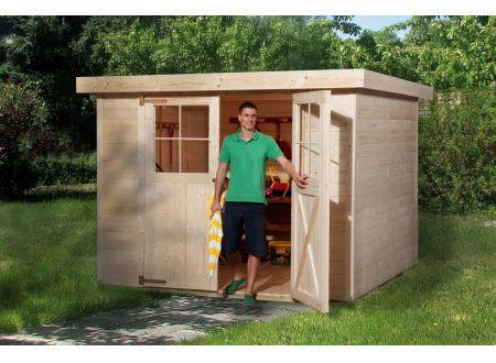 Gartenhaus 321 bei handwerker-versand.de günstig kaufen