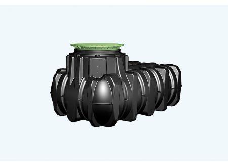 PLATIN Flachtank OTTO GRAF 7500 Liter
